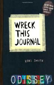 Wreck This Journal. Smith Keri. Penguin Books Ltd