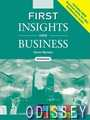 First inside into Business Work Book
